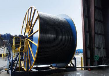 ¿Qué es el transportador de cable, la estructura interna del transportador de orugas?