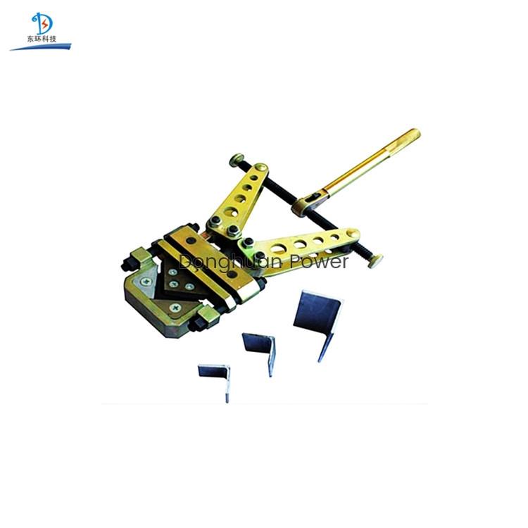 Fácil operación Herramientas de corte Angle Steel Cutter