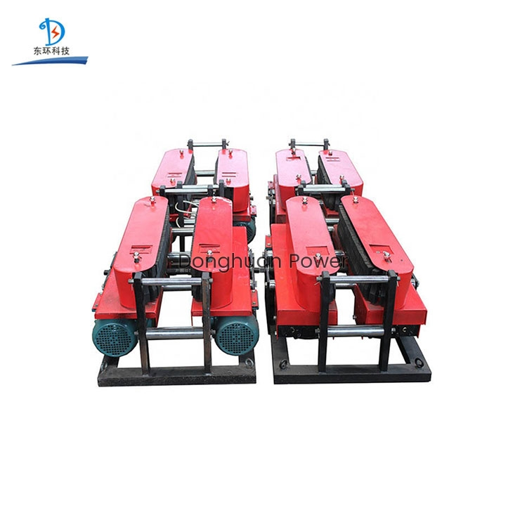 Herramientas de cable eléctrico DCS Series Conveyer Cable Pulling Machine