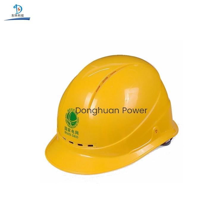 Casco Orejeras Sombrero de seguridad para construcción eléctrica