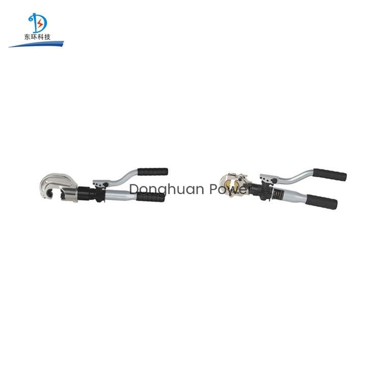 Herramienta de prensado hidráulico Modelo HT-300 Alicates de prensado hidráulico rápido