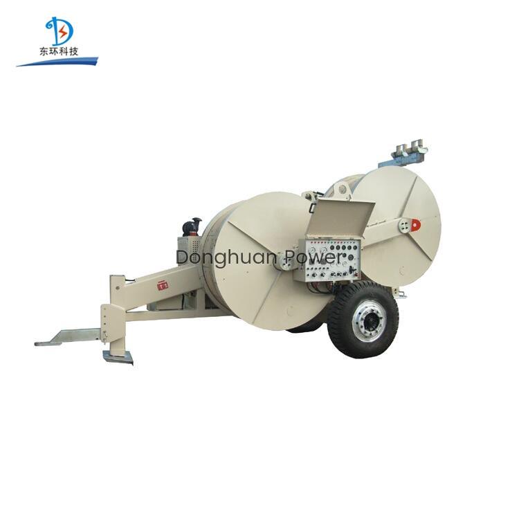 Separador de presión hidráulico para tracción / cable de tracción