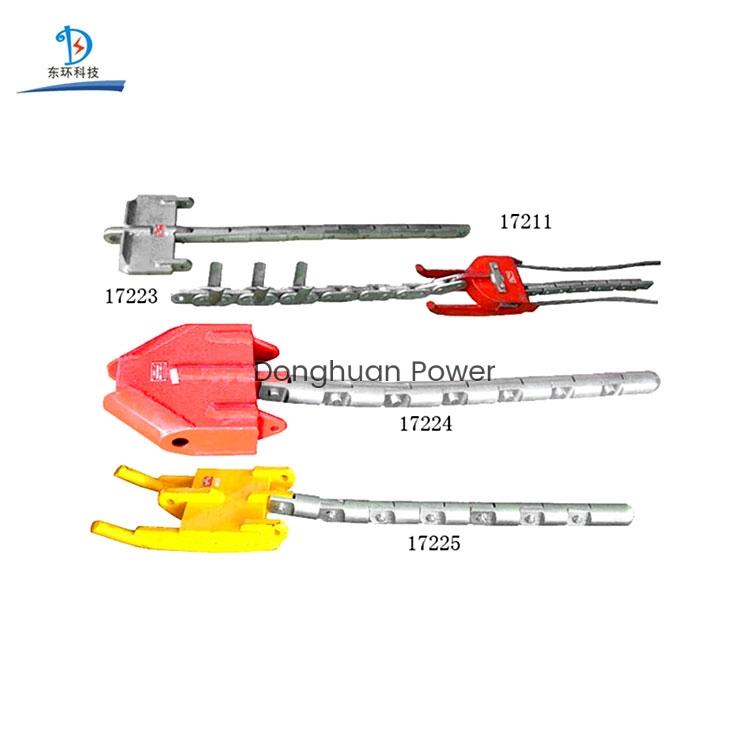 Polea equilibrada de polea conductora independiente Tableros de cabeza tipo polea equilibrada para dos conductores combinados