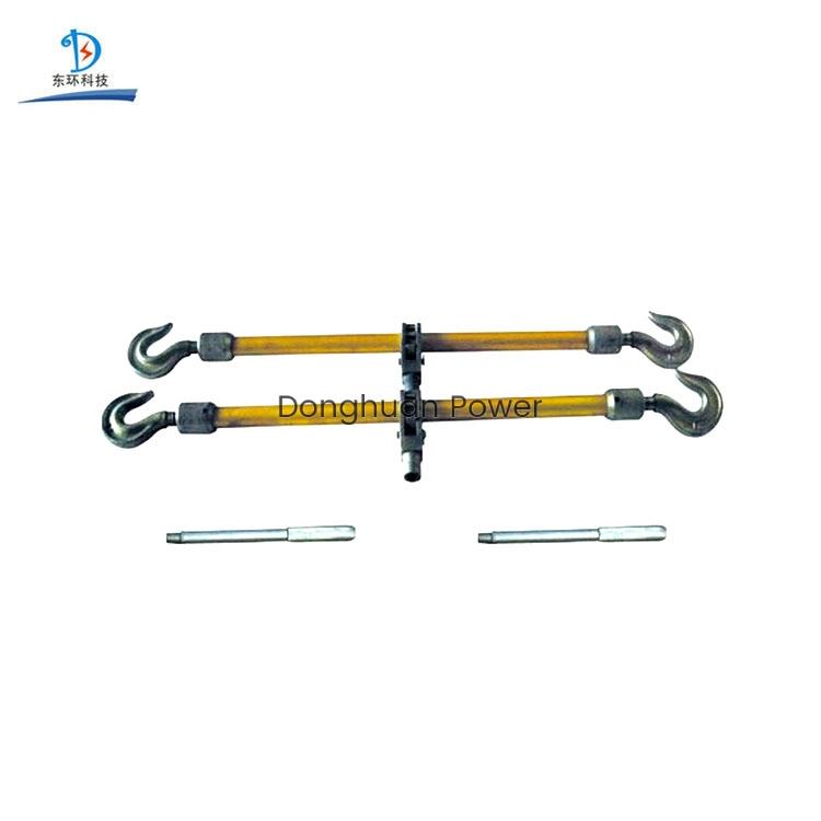 Tensor de aleación de aluminio estándar con doble gancho
