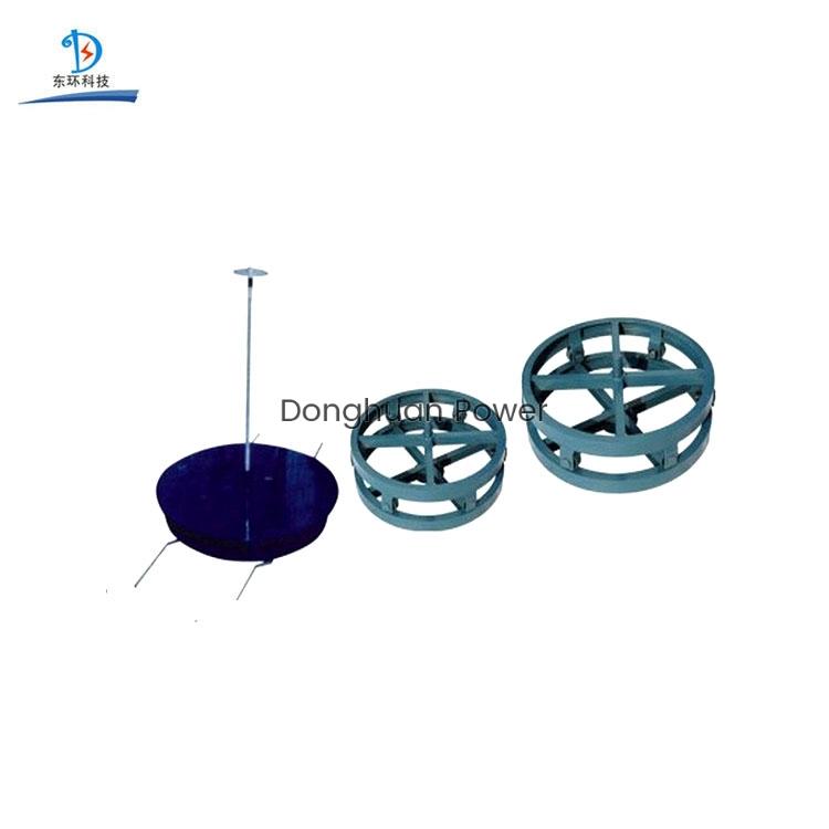 Dispositivo giratorio Soporte de colocación Tipo vertical Soporte de carrete de cable