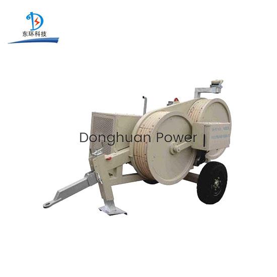Tensor hidráulico blanco SA-YQZ40 40KN para tirar / tensar el conductor